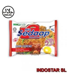 FIDEO INDOMIE SABOR CURRY